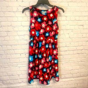 Monteau Los Angeles floral dress size S